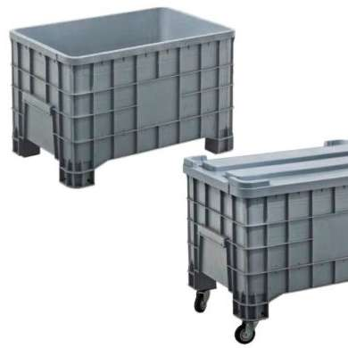 conntenitori in HDPE bins